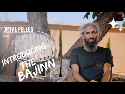 Bajinn - Sounds Present A new meditative musical instrument