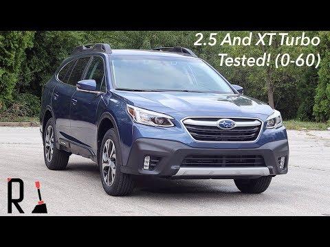 2020 Subaru Outback Review - New Platform, Tech and Engine; Same Formula