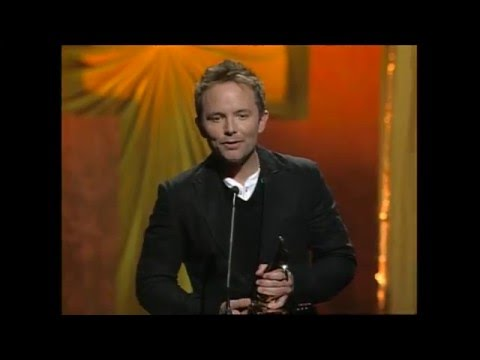 Chris Tomlin Wins Male Vocalist of the Year