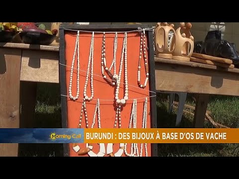 'Cow bone jewellery' from Burundi [The Morning Call]