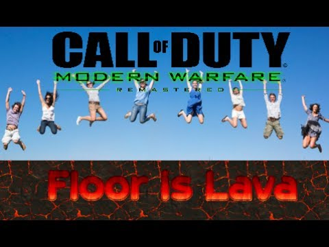 MWR: The Floor is Lava (MUST SEE)