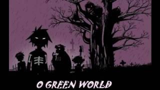 Green World Gorillaz