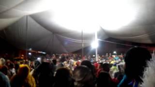 Cierre de carnaval Tenango de Doria 2015