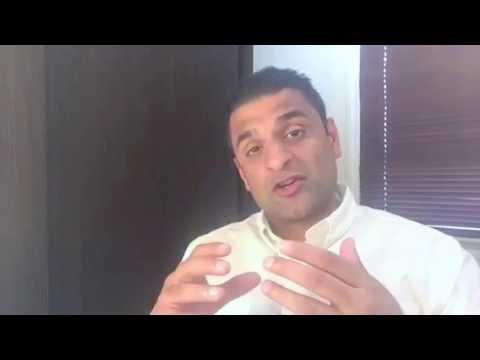 Billal Jamil address how to stop a your voice from sounding shaky when presenting
