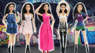 Play Doh JENNIE 'SOLO' Inspired Costumes BlackPink Barbie Doll