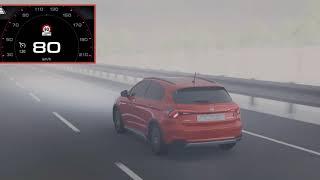 Fiat Tipo   Intelligent Speed Assist e Traffic Sign Recognition: sempre entro i limiti