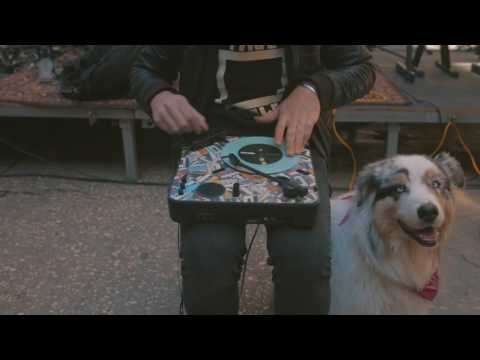 Dj maayan bergman portable tel aviv scratch session