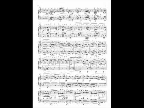 Beethoven 'Die Weihe des Hauses' arranged by Kleinmichel