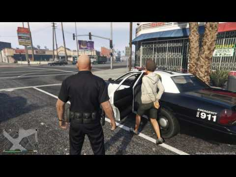 Handcuffing Animations (Please Help!) - GTA V - GTAForums