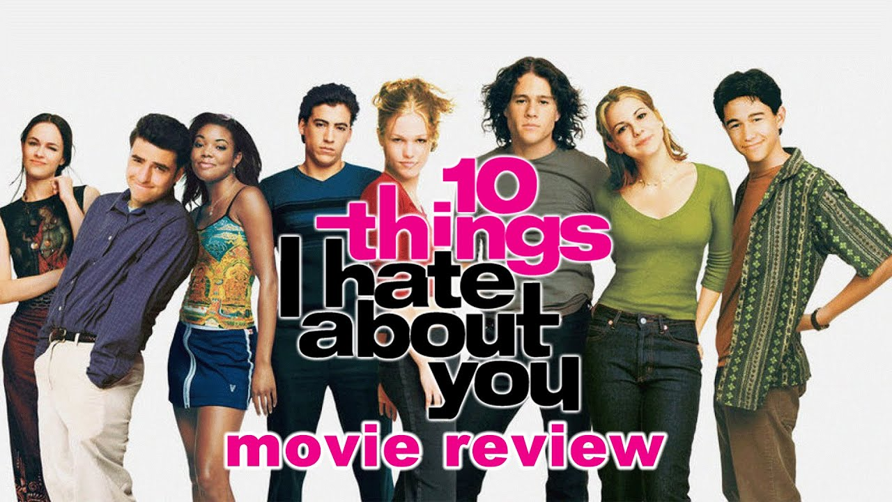10 Things I Hate About You 1999: 10 Things I Hate About You (1999) Movie Review