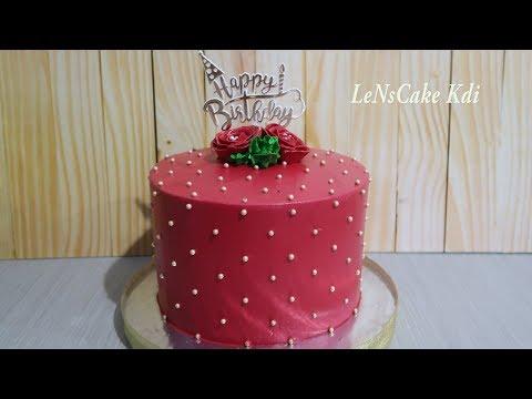 birthday cake unique 😍 cake simple elegant