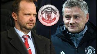 Man Utd chief Ed Woodward's stance on hiring director of football ahead of January window- transf...