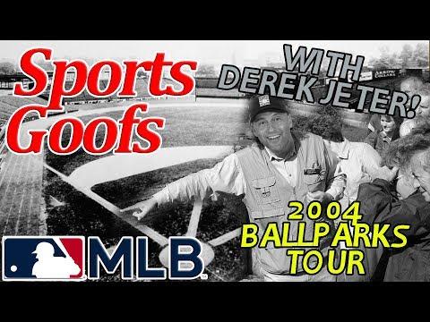 goofs-took-a-2004-#mlb-ballpark-tour-(featuring-derek-jeter-[but-not-really])