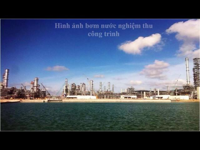 Quy trình chống thấm bể lọc dầu lớn nhất Đông Nam Á Part  2