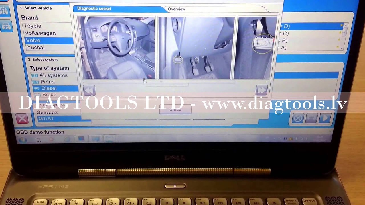 Autocom CDP+ - diagnostic for cars, trucks and commercial