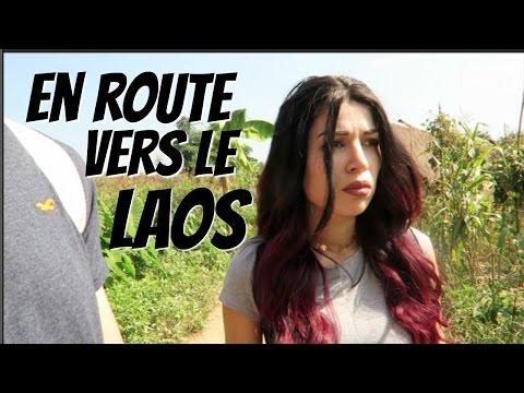En route vers le LAOS!!!