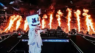 Marshmello - Alone ( Live At World Club Dome Korea 2017 )