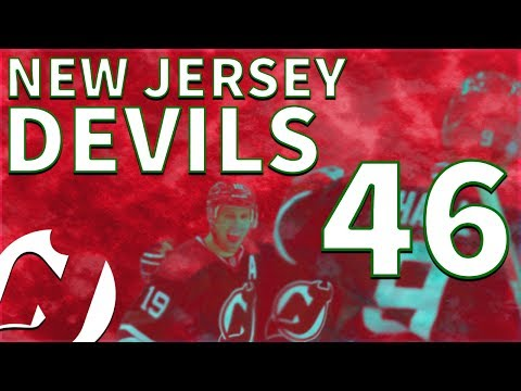 Round 1 vs Pittsburgh Penguins | NHL 17 New Jersey Devils Franchise Mode - Ep. 46