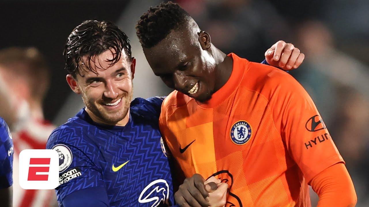Brentford vs Chelsea reaction: Edouard Mendy stars as Blues 'get the job done' | ESPN FC