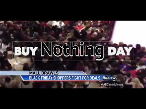 buy nothing day persuasive essay