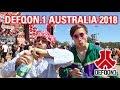 Download Defqon.1 Australia 2018 Aftermovie | Hakk Battles, Weet Bix & Skitz Times