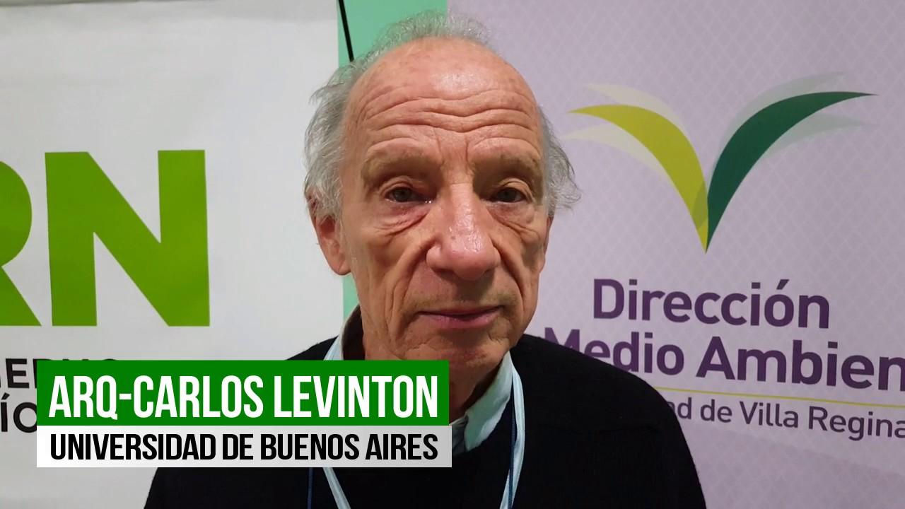 CARLOS LEVINTON- ARQUITECTO - YouTube