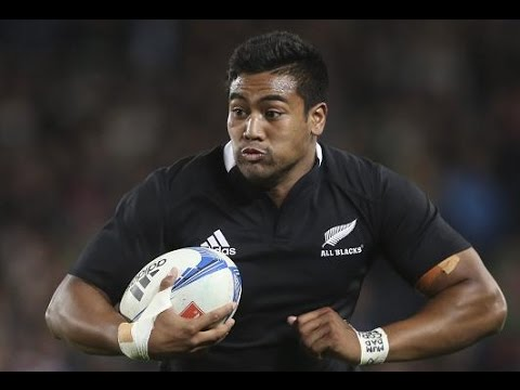 New Zealand All Blacks Julian Savea Highlights