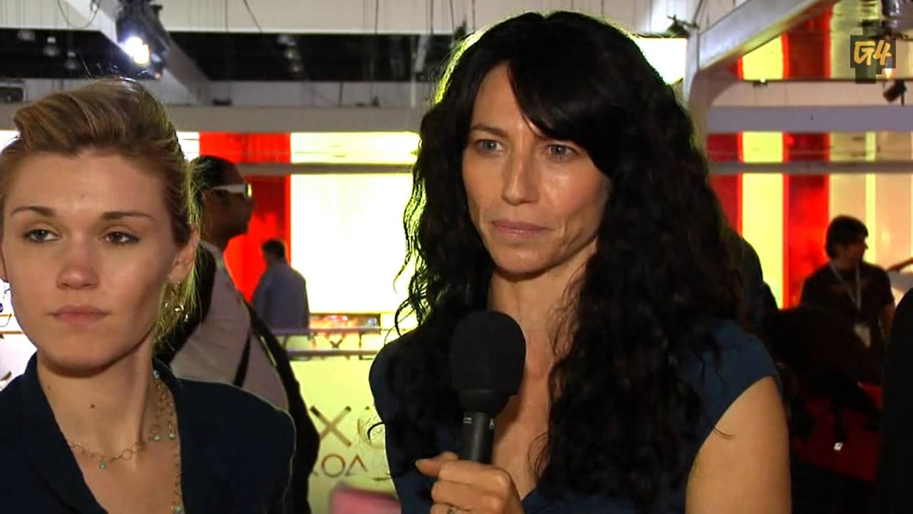 Claudia Black Interview For G4tv 2009 Uncharted 2 Chloe Frazer