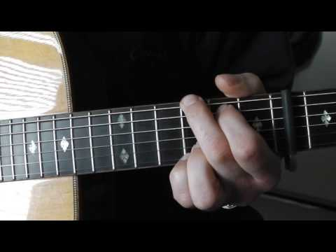 Play 'The Ballad of El Goodo' by Big Star. Part 1. The guitar chords explained.