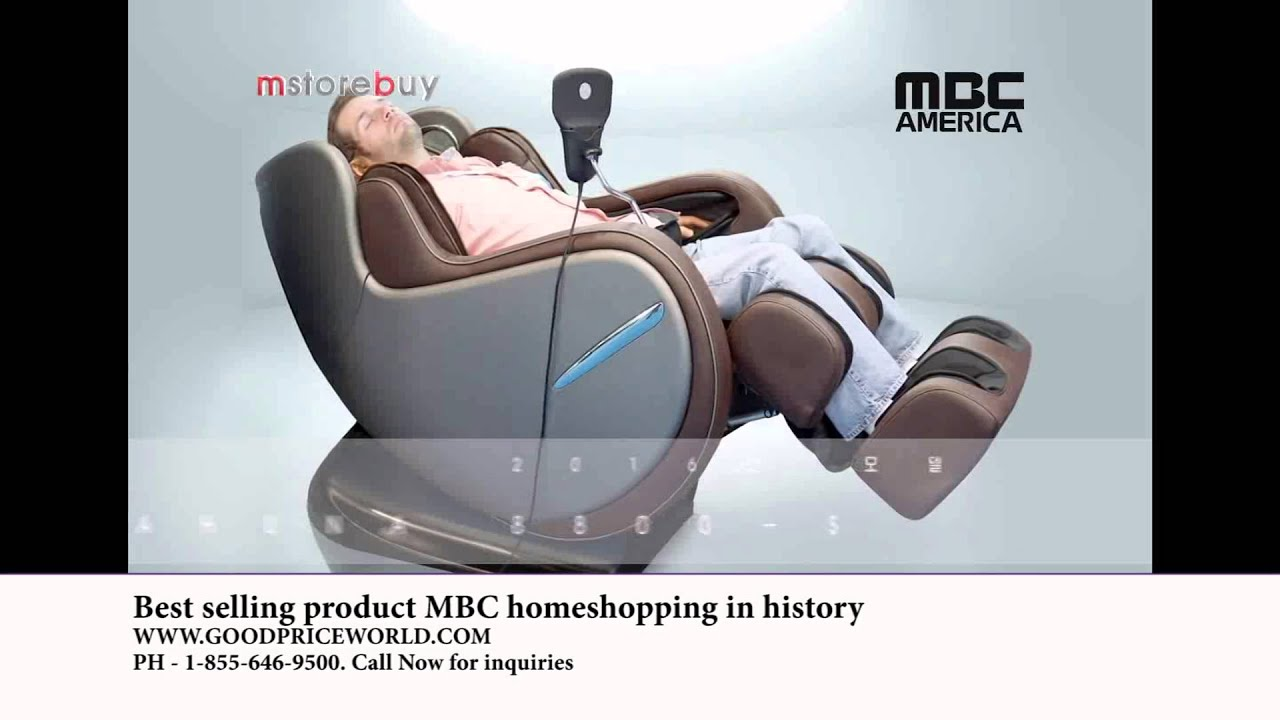Kahuna Massage Chair LM 8800 S Series MBC Homeshopping