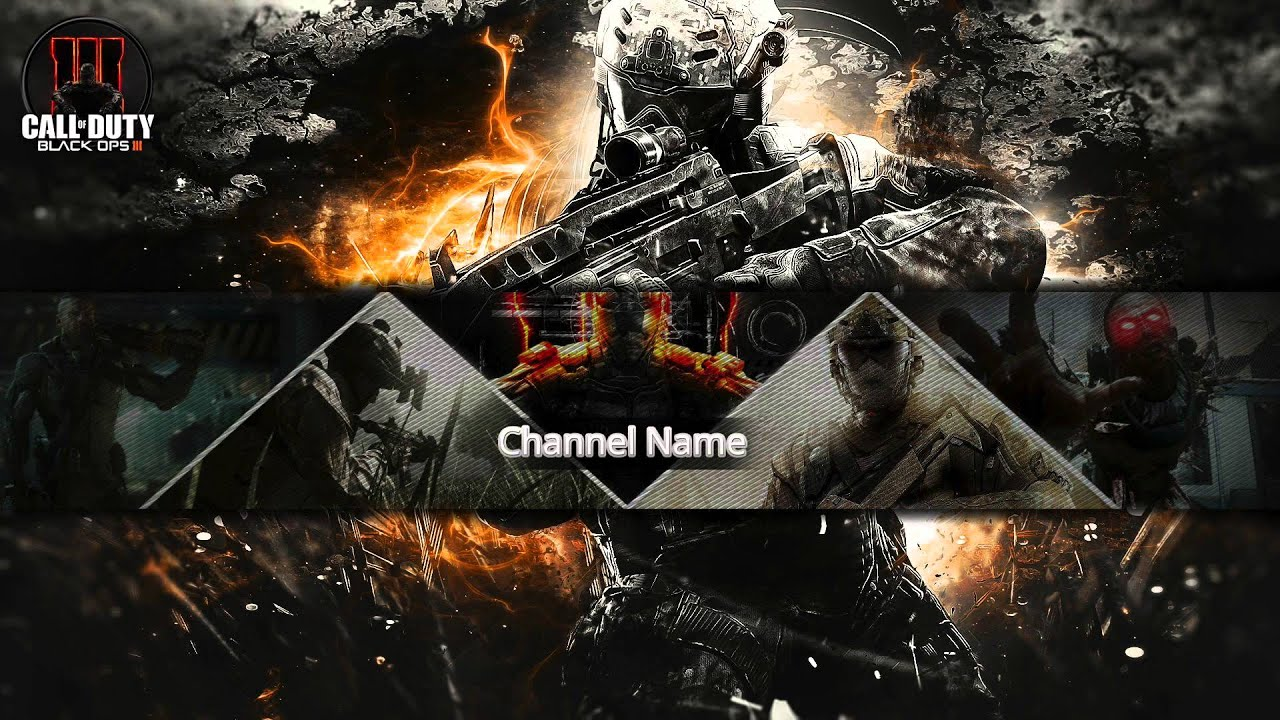 custom channel art