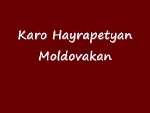 Karo Hayrapetyan - Moldovakan