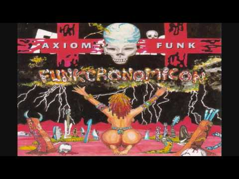 Axiom Funk ‎– Funkcronomicon Double LP 1995