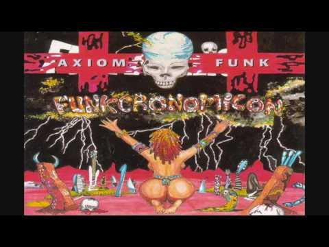 Axiom Funk – Funkcronomicon Double LP 1995