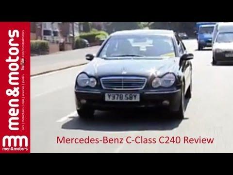 2002 Mercedes-Benz C-Class C240 Review