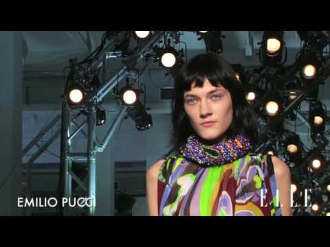 Emilio Pucci FW17 Milan collection