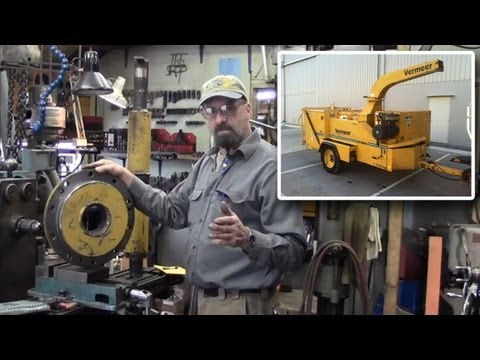 The Broken Beaver Part 1: Wood Chipper Repair