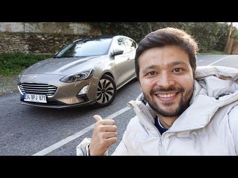 Ford Focus Sedan Test Sürüşü - Sınıf Başkanı Olur Mu?