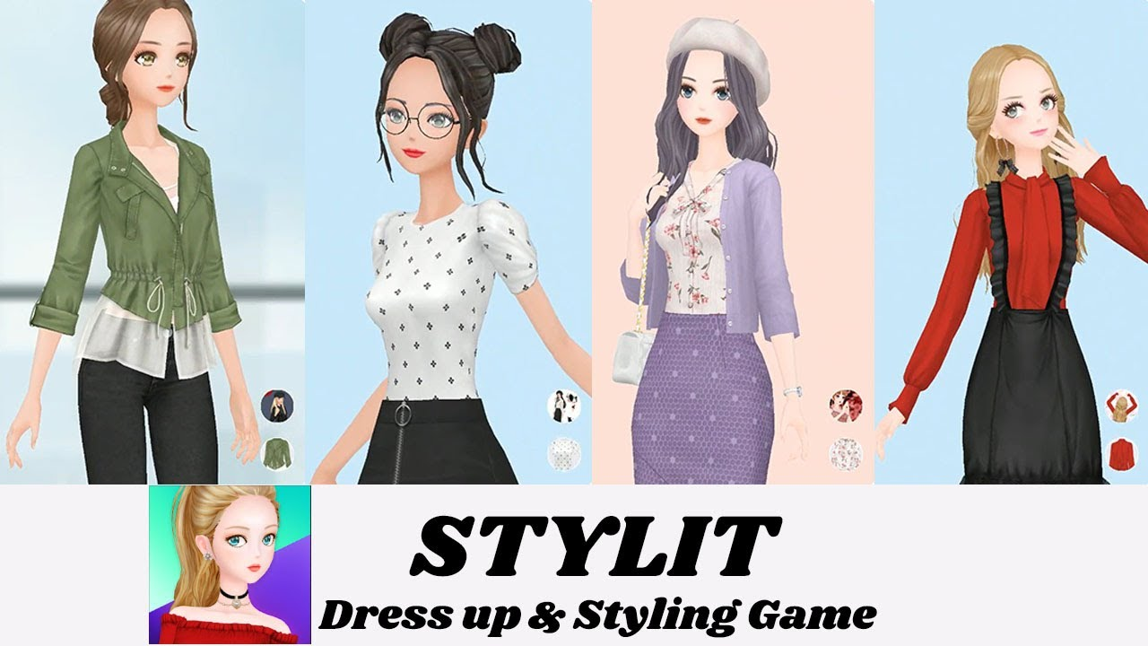 STYLIT - Dress up & Styling Game: Explore countless fabulous outfits to fill your closet!