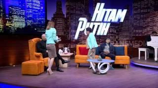 HITAM PUTIH - KOMENG DAN MPOK ATIK BIKIN RAME STUDIO (6\/4\/17) 4-4