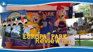BESTE PRETPARK OOIT? - EUROPA-PARK REVIEW (1/3)