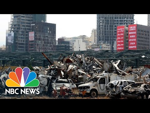 Victims Of Beirut Explosion Demand Justice One Year Later