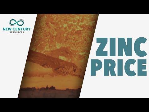 Zinc Price   New Century Resources (ASX:NCZ)
