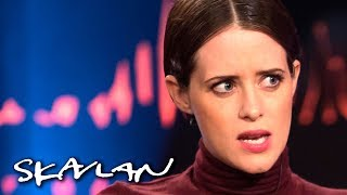 The Crown star Claire Foy on battle with anxiety: – Anything can cause it | SVT/TV 2/Skavlan