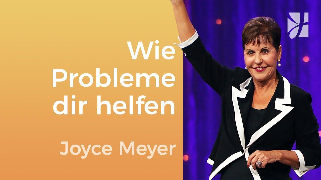 Jakobus 1: Wie dir Schwierigkeiten helfen können – Joyce Meyer – Seelischen Schmerz heilen
