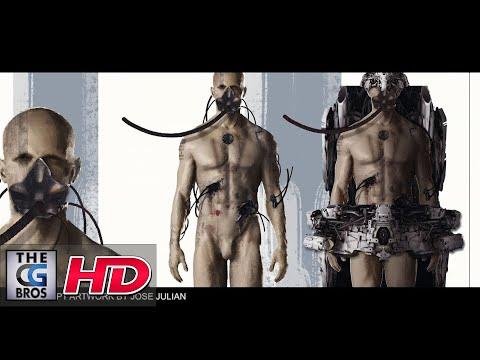 "CGI & VFX Breakdowns: ""Hecatomb"" - by Edward Andrews"