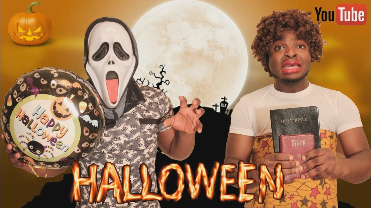 Download When You Celebrate Halloween In An African Home