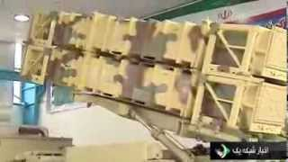 Iran mass produces Sayyad-2 air defence missile.