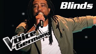 Bob Marley - Redemption Song (Finton Mumbure) | The Voice of Germany | Blind Audition