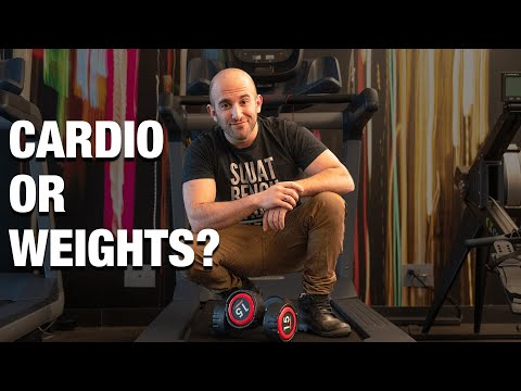 Cardio or Weight Training for Weight Loss